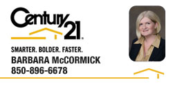 Barbara McCormick | REALTOR® | Panama City, Florida | CENTURY 21 Commander Realty