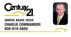 Charlie Commander - Panama City and Lynn Haven REALTOR®