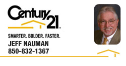 Jeff Nauman | REALTOR® | Panama City, Florida | Century 21 Commander Realty