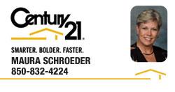 Maura Schroeder | REALTOR® | Panama City, Florida | Century 21 Commander Realty