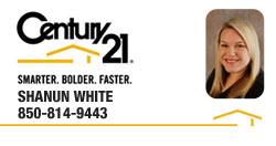 Shanun White | REALTOR® | Panama City, Florida | Century 21 Commander Realty