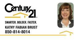 Kathy Fabian Brust | REALTOR® | Panama City, Florida | Century 21 Commander Realty