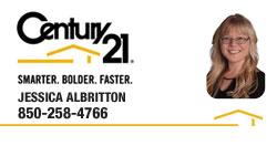 Jessica Albritton | REALTOR® | Panama City, Florida | Century 21 Commander Realty