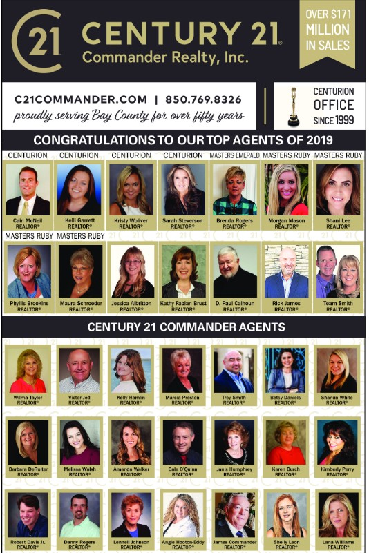 CENTURY 21 Commander Realty Agents