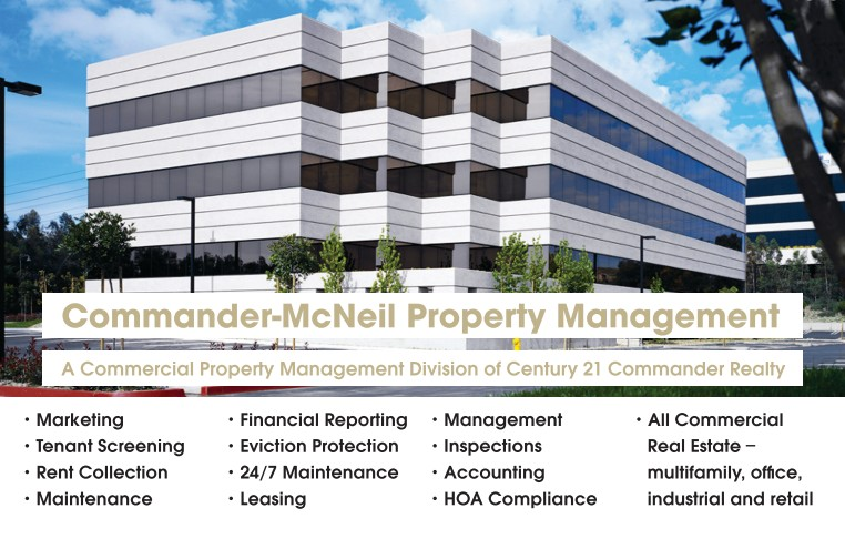 Commander - McNeil Commercial Property Managment